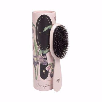 Fan Palm Hair Brush Bio Nude S