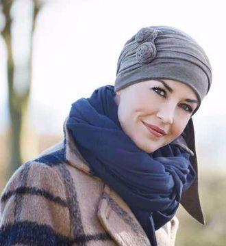 Asana Scarf Warm Brown Melange